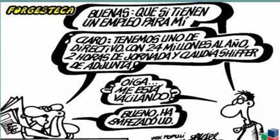La AIReF denuncia que España gasta 6.500 millones de euros al año en 'colocar parados' y no coloca uno solo