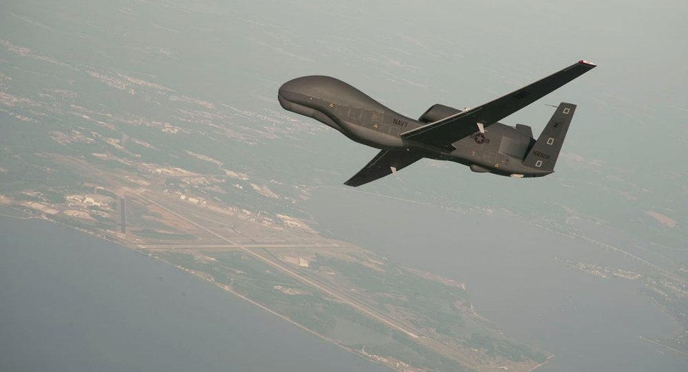 Los ayatolás de Irán afirman haber derribado un dron espía de EEUU
