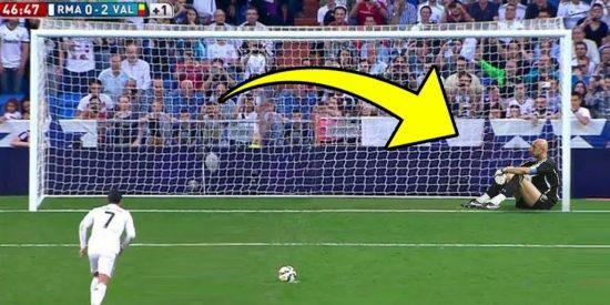 Fútbol: Los 10 penaltis más graciosos de la Historia
