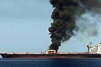 El ataque a dos petroleros japoneses en el Estrecho de Ormuz dispara el precio del crudo