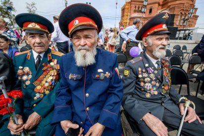 Moscú si cree en las lágrimas (XXI)