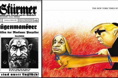 De nuevo antisemitismo en las páginas del Diario El País