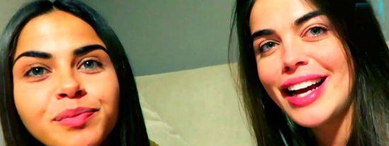 Violeta ('Supervivientes') y su hermana Lila responden a las preguntas más íntimas