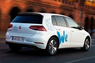 WeShare: Wolkswagen se lanza al mercado de alquiler de coches eléctricos