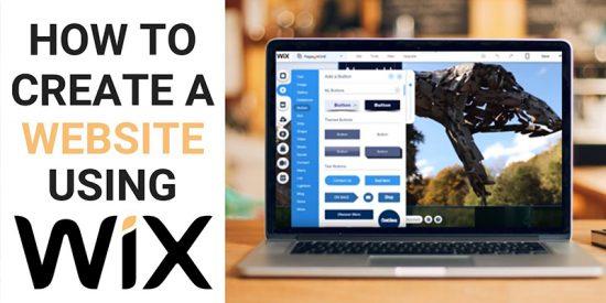 Te explicamos cómo crear una página web gratis en Wix 2019