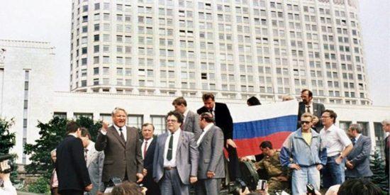 La 'Casa Blanca' de Moscú (VII)