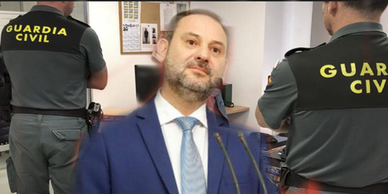 """Un agente de la Guardia Civil deja con el culo al aire a Ábalos por equiparar a VOX con Bildu: """"Vergüenza, asco y dolor"""""""
