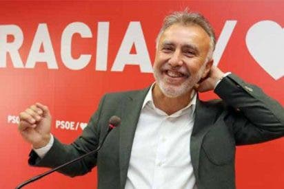 El pufo en que han pillado al candidato del PSOE en Canarias podría darle la presidencia de la comunidad al PP