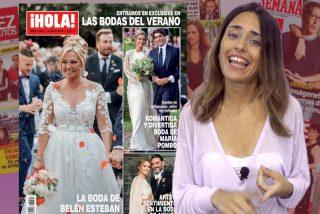 Descubrimos el nuevo (y conocidísimo) novio de Gemma Mengual y la mala relación de Jordi González con Teresa Campos