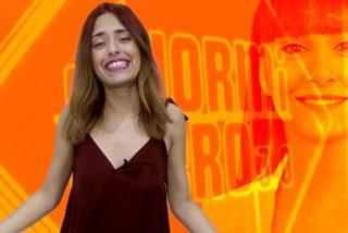 El rótulo sobre Aitana en 'El Hormiguero' que ha revolucionado Twitter