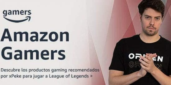 Productos recomendados para gamers por xPeke, (League of Legends)