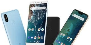 Mejores móviles con Android One 2019