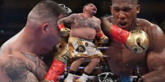 Andy Ruiz Jr vs. Anthony Joshua: qué ventajas puede tener ser una bola de grasa para un boxeador como el mexicano