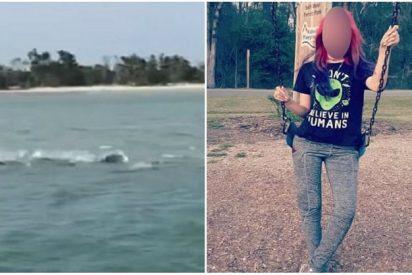 Un tiburón le arrancó una pierna a una adolescente en una playa de Carolina del Norte