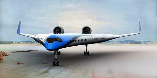 El avión del futuro
