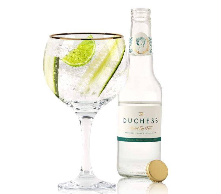 Duchess Gin & Tonic Greenery sin alcohol
