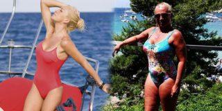 Las lorzas de Belén Esteban en bañador y la bochornosa comparación con hace años
