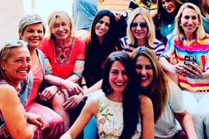 La 'loca' despedida de soltera de Belén Esteban y sus compañeras de 'Sálvame'