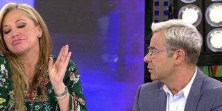 Inexplicable 'hostia sin manos' de Jorge Javier Vázquez a Belén Esteban por su boda