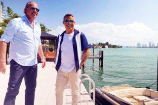 El chasco de Bertín Osborne al llegar a Miami para entrevistar a Alejandro Sanz