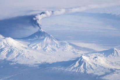 Bolshaya Udina, el volcán que se creía extinto y que ahora hace temer a los científicos por una erupción brutal como la del Vesubio