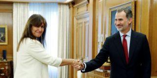 El soberano zasca del rey Felipe VI a la independentista Laura Borràs que deja despeinado a Puigdemont
