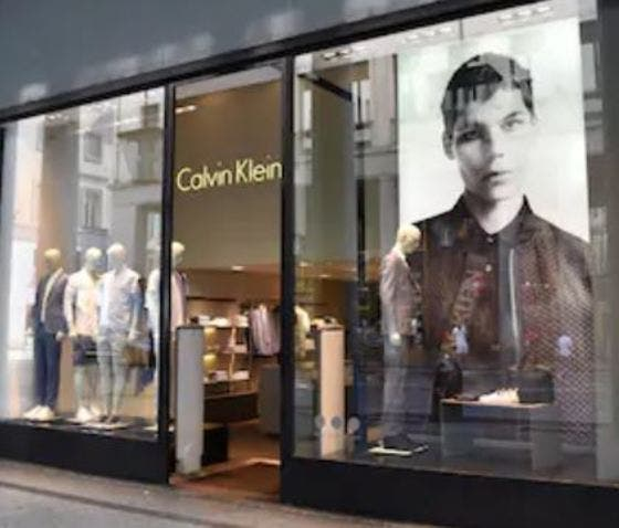 Calvin Klein outlet moda