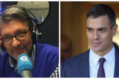 """El soberbio consejo de Ignacio Camacho a un Sánchez loco por pactar con Bildu: """"Para no oler la mierda, mejor ir a otras elecciones"""""""