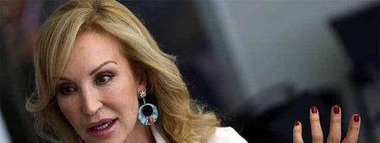 Carmen Lomana confiesa cómo le estafó 20.000 euros un falso asistente personal de Susanna Griso