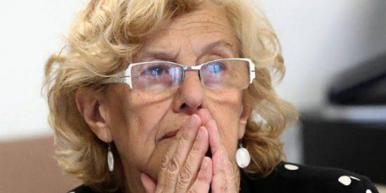 El refunfuño de Manuela Carmena tras conocer que el Supremo acaba con Madrid Central