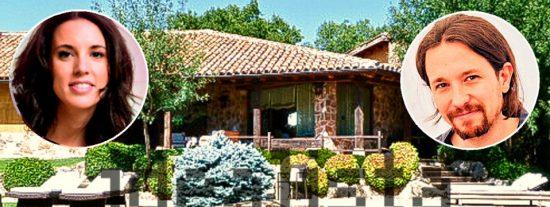 Los 'Marqueses de Galapagar' Iglesias y Montero amortizan en un año la friolera de 64.000 € de hipoteca