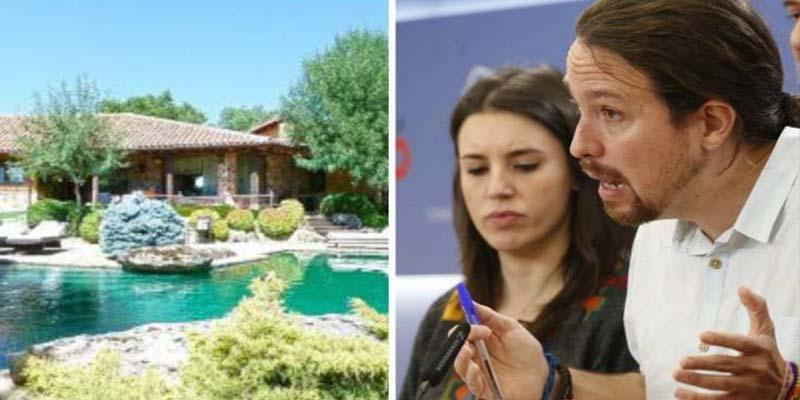 El colmo de las vacaciones fallidas de Iglesias y Montero habría sido llegar al casoplón de Galapagar y tener okupas