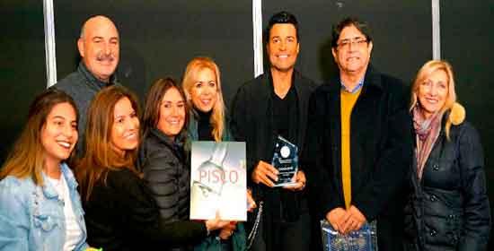 Chayanne recibió distinción como Embajador de Turismo en el Perú dada por CANATUR