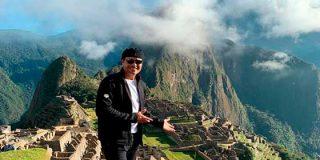 """Chayanne: """"He cumplido mi sueño de visitar Machu Picchu"""""""