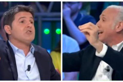 """Jesús Cintora acusa al PP de perder el poder por los """"volquetes de putas"""" y se lleva un soberbio zasca de Inda"""