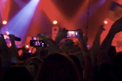 Medio millón de móviles: ¿Estamos expuestos a demasiada radiación en conciertos y festivales?