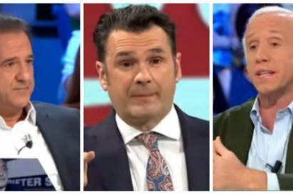 """El taimado Iñaki López sale al rescate de un Contreras apalizado por Inda: """"A día de hoy, Bildu es un partido legal"""""""