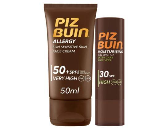 """""""Piz Buin, Allergy Protector solar"""