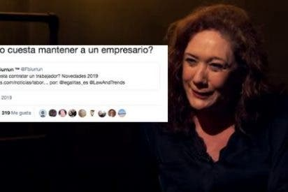 Cristina perpetra una nueva 'Fallarada' con una pregunta que no la harían ni en primero de Economía