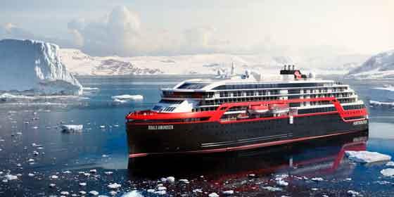 ¿Es muy caro viajar en crucero por la Antártida?