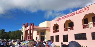 La Iglesia Católica inaugura un hogar de ancianos en Cuba
