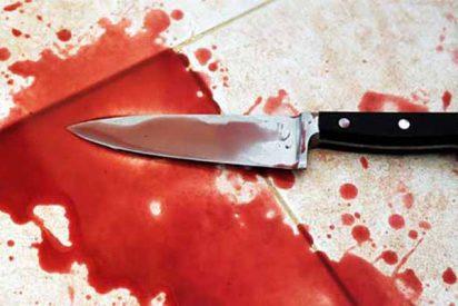 Una rusa ataca con un cuchillo de cocina a su pareja en Pamplona