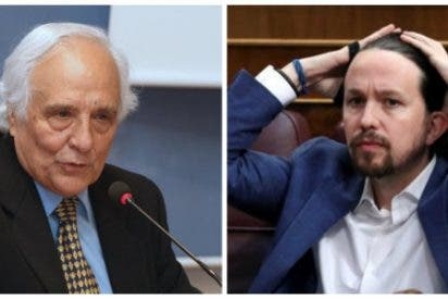 Raúl del Pozo condensa en una genial frase en qué ha convertido Pablo Iglesias sus ideales comunistas