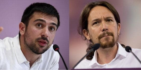 Podemos, en caída libre: Espinar pide la cabeza de Iglesias y las redes hurgan en la herida de la destrucción
