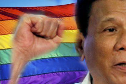 Duterte, presidente de Filipinas, confiesa que él fue gay pero logró 'curarse'