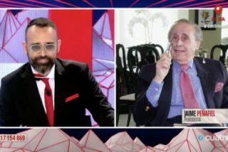 """Peñafiel suelta la bestialidad del año: """"Felipe VI es una buena persona en manos de una mujer que le maltrata"""""""