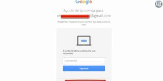Te enseñamos cómo recuperar tu cuenta de correo electrónico de Gmail sin usar tu teléfono