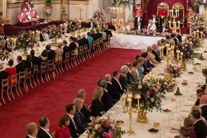 Kate Middleton y el operativo real ante la presencia de la amante del príncipe Guillermo en el banquete real