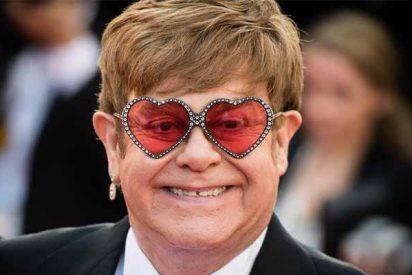 """Elton John denuncia la censura de Rusia a su 'Rocketman': """"Soy europeo, no un estúpido inglés imperialista"""""""