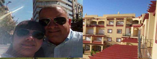 """Un periodista cubano mata a su exmujer a puñaladas en su casa de Ayamonte: """"Si caes, caigo contigo, amor"""""""